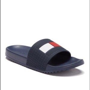 Tommy Hilfiger Rogan Slide Sandal Size 12